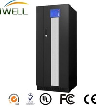 I33E Series manual bypass and isolated transformer online 3phase industrial ups systems 120kva