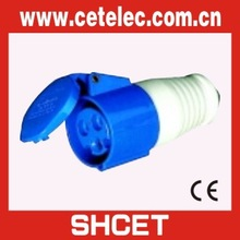 PC Industrial Plug and Socket Coupling (CB Certificate)