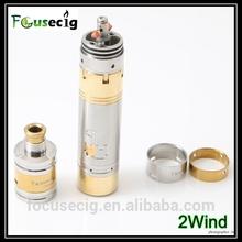 china wholesale best design 2wind RDA 2014 new coming vaporizer