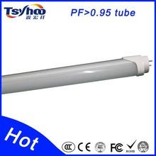 led furniture 1feet t8 led tube light 720mm 150lm/w 18 inch led tube light