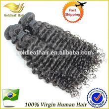 November 11th promotion 100% brazilian virgin human hair deep wave