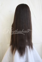 Beautiful and hot sale silky straight wave.100 human hair full lace wig.Grade 6A.Swiss lace.Remy human hair.
