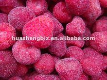 CHINA frozen strawberry uncalibrated