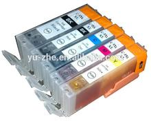 printer consumable for canon printer cartridges PGI450 CLI451 for canon printers PGI-450 CLI-451cartridge for canon