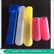 Yuyao Plastic Traveling Toothbrush Holder Case