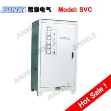 80kva 380v svc voltage stabilizer