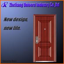 steel doors chinese/steel security door/metal iron door