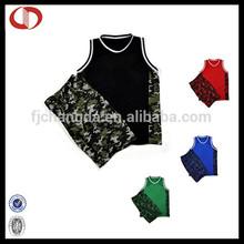 Cannda camo basketball uniform free design