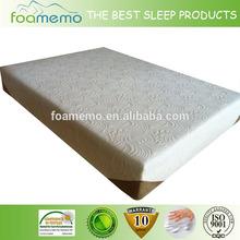 "Fashionable new style queen 8"" memory foam mattress"