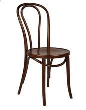 French Classical Thonet Bent Wood Chair