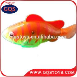 Charming Lighting robot fish swimming toys