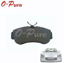formulation brake pad