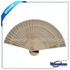 wooden hand fan ribs