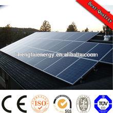 61215IEC TUV CE hitech 12v 300w solar panel