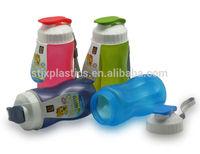 BPA free PP material 350ml mini plastic water bottle