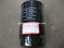 excavator oil filter 39145-72001 fuel filter cross reference 4616544