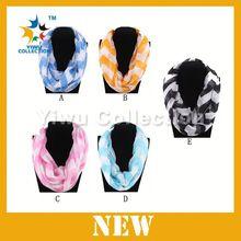 Hot sale lady's fashion handmade aztec tribal scarf