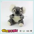 Koala peluş oyuncak, koala yumuşak oyuncak, peluş koala Anahtarlık