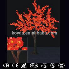 2.3 M led maple tree for yard decoration