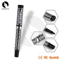 Shibell plastic pen holder folding pen hang neck pen