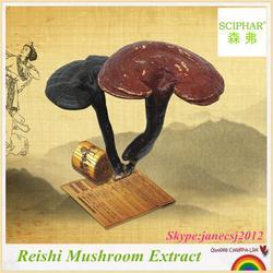 Free Sample Stocked Product 50% Polysaccharides Reishi Mushroom Extract
