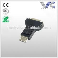 Frankever high peformance digital displayport to av converter