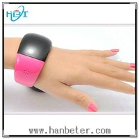 Newest Fashionable Wireless Smart Wristband Bluetooth 3.0 Health Bracelet Wrist Watch Mobile Phone