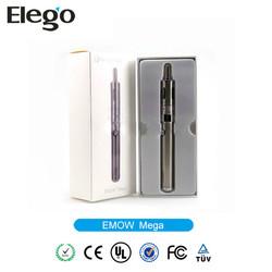 Original Kanger Electronic cigarette Emow mega max vapor kit Elego wholesale