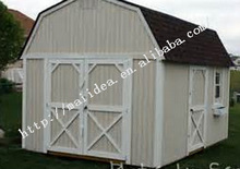 Customized size in high quality prefab steel house, sentry box shed, small prefabricated homes