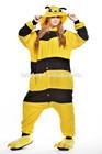 Adult Cute Yellow Bee Unisex Couple Jumpsuit Cosplay Dress Pyjamas Couple Onesie HFC089