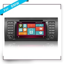 Al-9202 7 inch brand android touch screen special car dvd for BMW E39 E53 X5 car wifi
