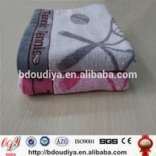 100% Cotton Promotional Home/Hotel/ Sport Bath Towel