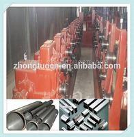 Water Pressure Test Welded 2 Inch Stainless Steel Pipe Making Machine