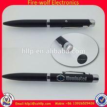 Custom logo printing led light drawing pens