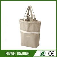 shopping bag cotton / cotton net shopping bag