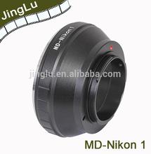 Lens Adapter Ring For Minolta MD MC SR Mount Lens to NK N1Mount Camera N1 J1 J2 V1 V2 (Factory supplier)
