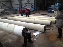 Paper machine drive Roll for paper making industry