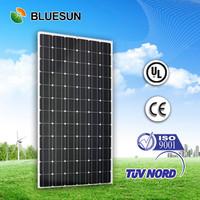 Bluesun 25 years warranty pv solar panel monocrystalline 280w