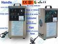 Ce. Rohs de ozono generador de tratamiento del agua y la máquina portátil de pequeño tamaño ozonizador