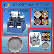 142.Allance customized printed paper plate making machine