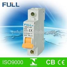 15 amp IEC60898 circuit breaker