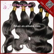 100% virgin brazilian human hair extension dropship remy hair