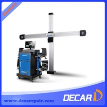 CE approval V-3DIII john bean wheel alignment equipment