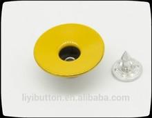 open cap screw spray yellow oil button, wholesales button down shirts