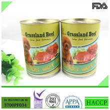 375g Grassland Beef Nutrition Dog Canned Food for Pet