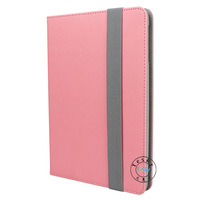 Untra Thin 7.9 Inch Tablet Leather Case For Ipad Mini 3 Tablet Cover Baby Pink
