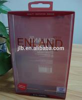 High quality Clear Ipad plastic box packaging.mini ipad case packing box
