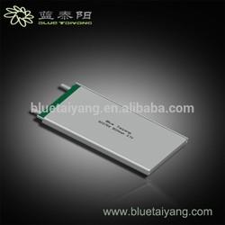 Rechargeable Lipo Battery 603759 1500mah 3.7V