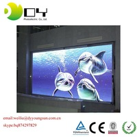 china P6 indoor full color led display video pane