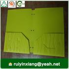 2013 high quality presentation esd folder with pocket printing RYX-L256